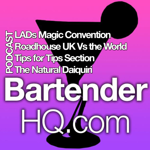 Bartender HQ Podcast Episode3