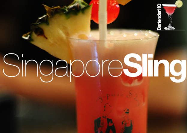 Singapore-Sling Cocktail