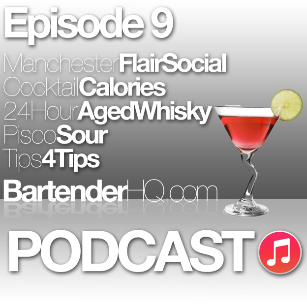BartenderHQ Podcast 9