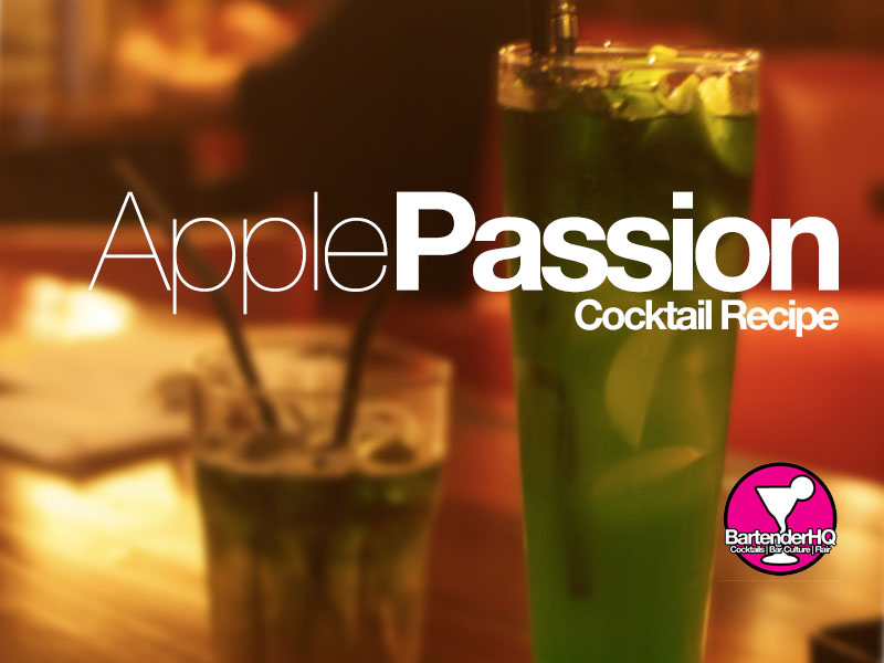 Apple-Passion-Cocktail-Recipe