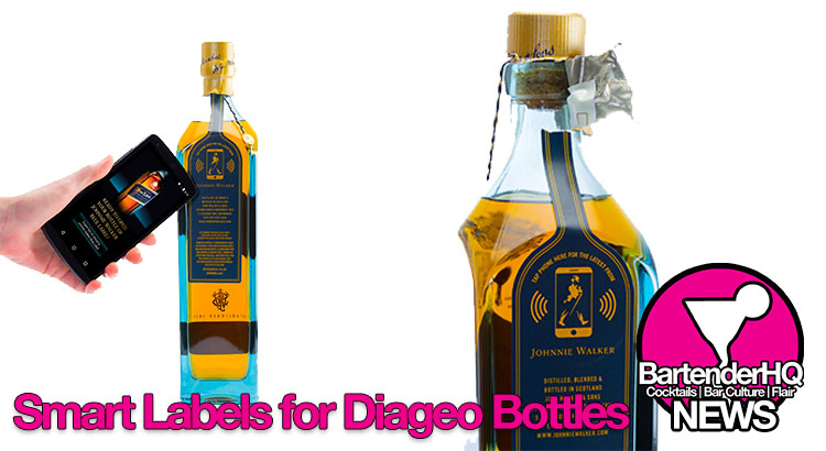 Diageo Smart Labels