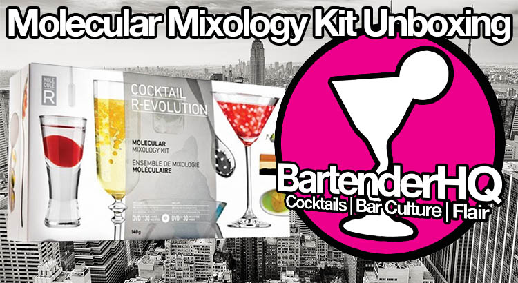 Molecular Mixology Kit