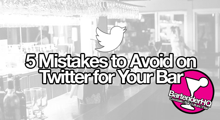 Twiiter-for-Bars