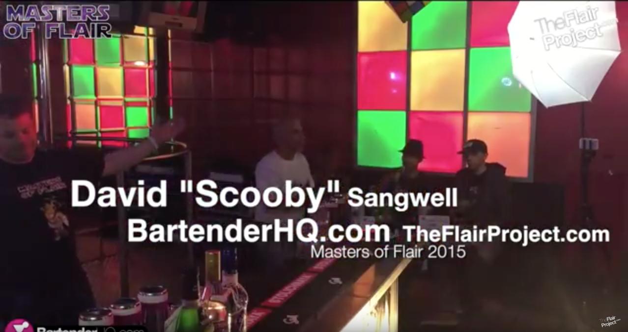 David Scooby Sangwell Masters of Flair