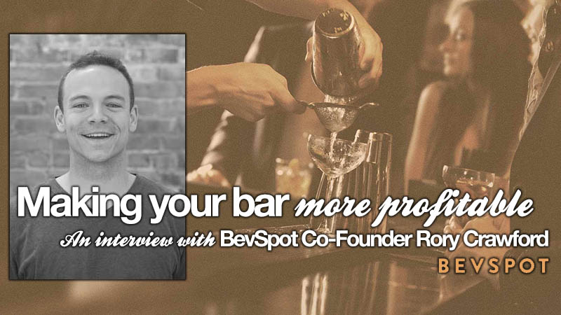 Making Your Bar More Profitable BevSpot