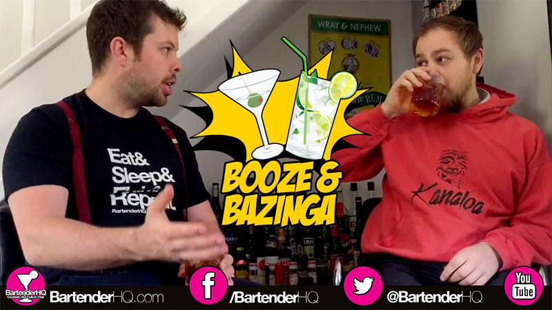 Booze and Bazinga