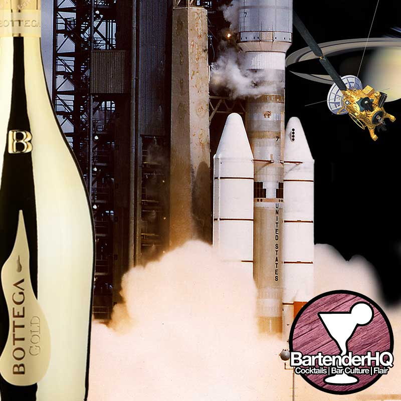 Cassini Death Dive Cocktail
