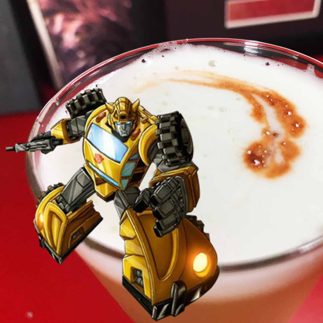 Bumblebee-cocktail
