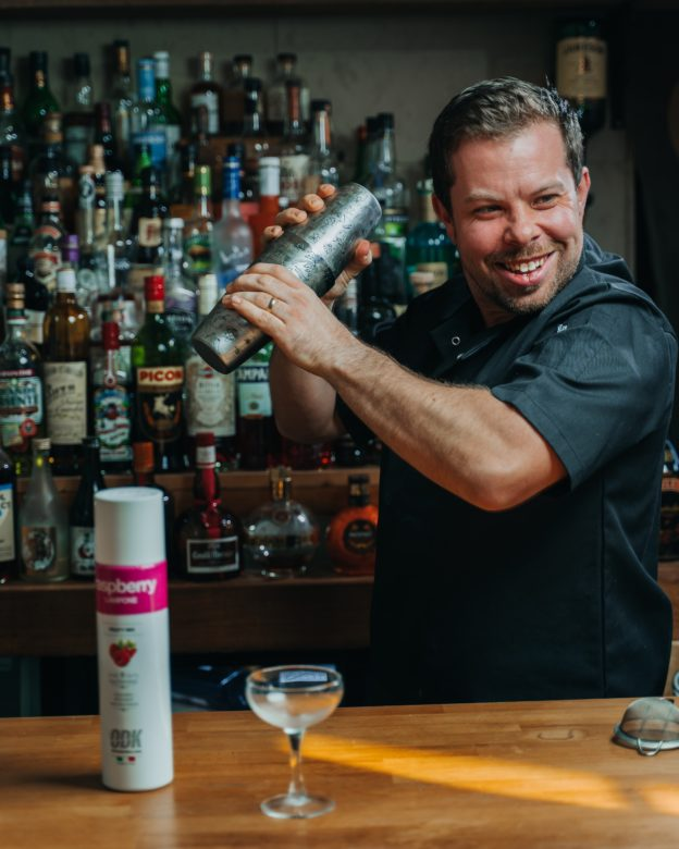 Build a bartending brand